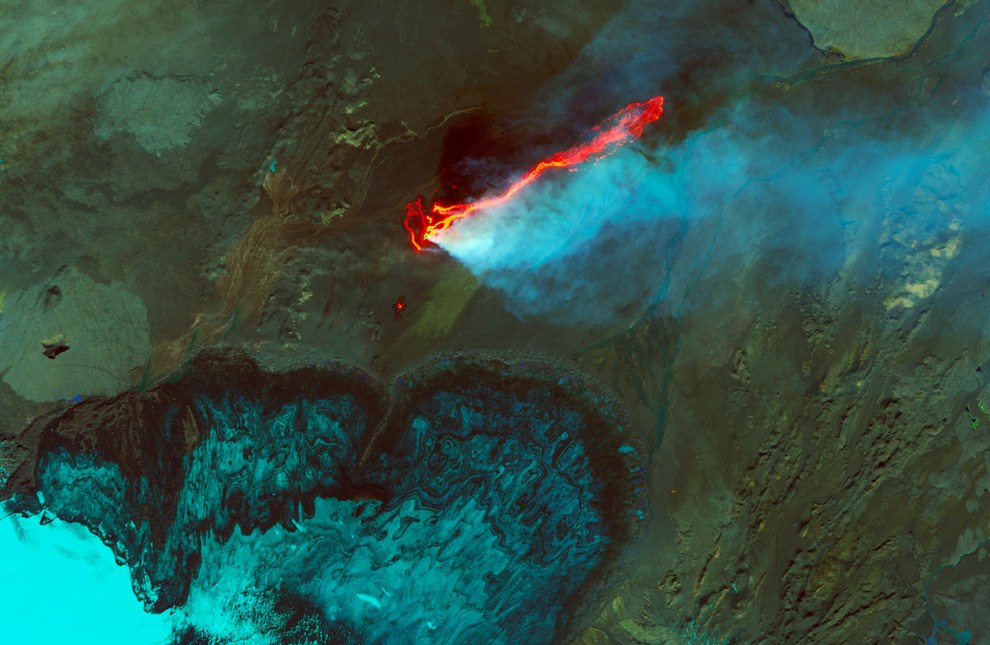 Holuhraun lava field, Iceland 2