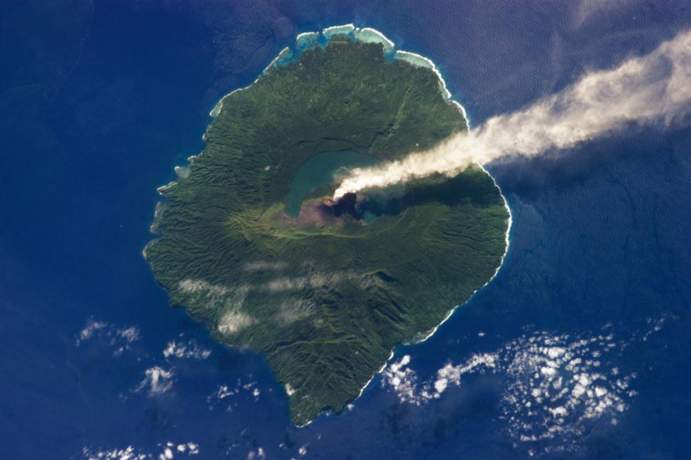 Mount Gharat, Vanuatu 2