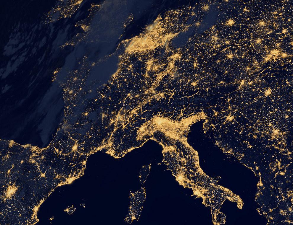 Southwestern Europe