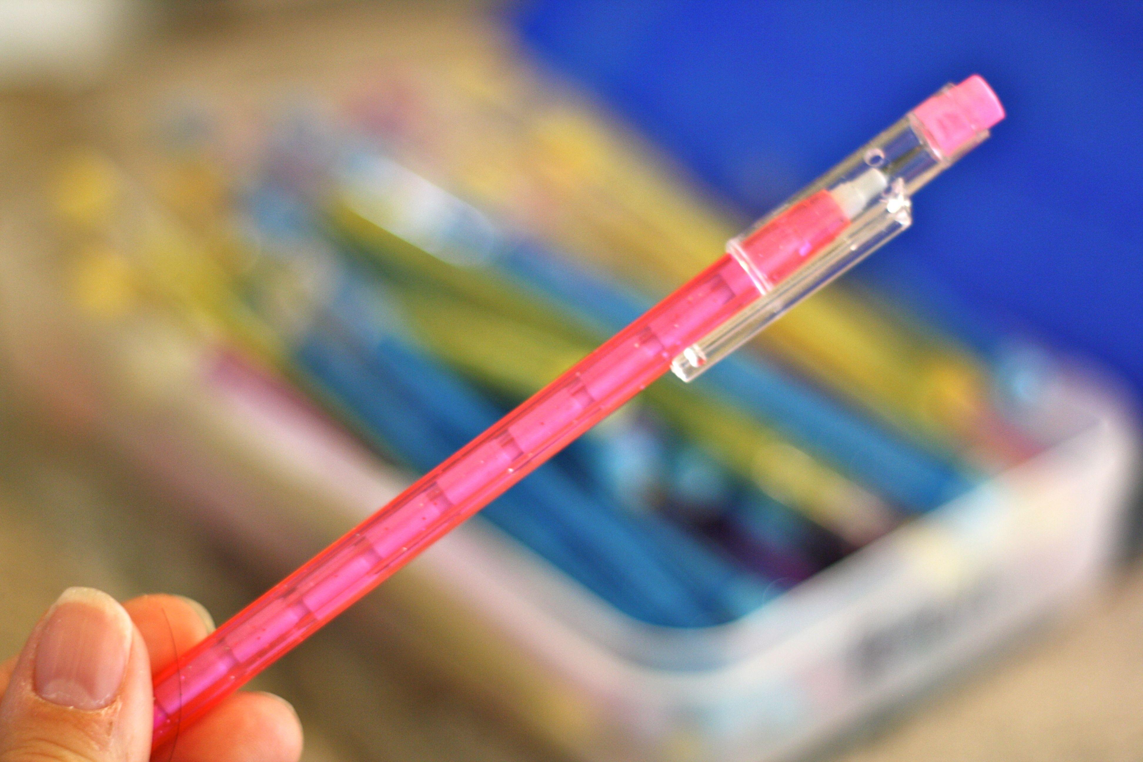 capsule pencil