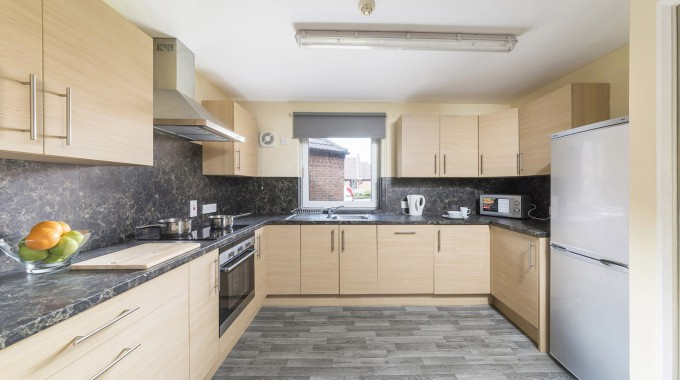 07 Sunderland Shared Kitchen