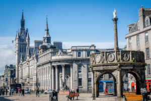 Restaurants in Aberdeen City Centre